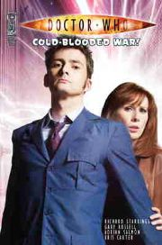 Doctor Who Cold Blooded War Photo Variant Cover B (2009) IDW Publishing comic book